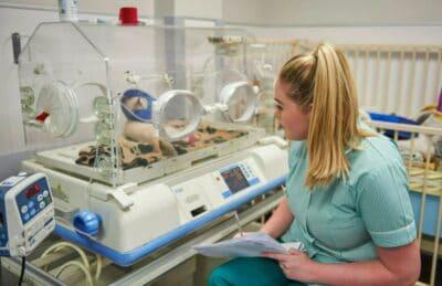 Clinical - SVN incubator monitoring